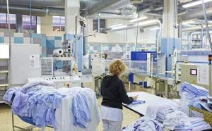 力颖产品广泛应用于医疗机构 医用洗衣机,医院洗衣房设备,医院洗涤设备